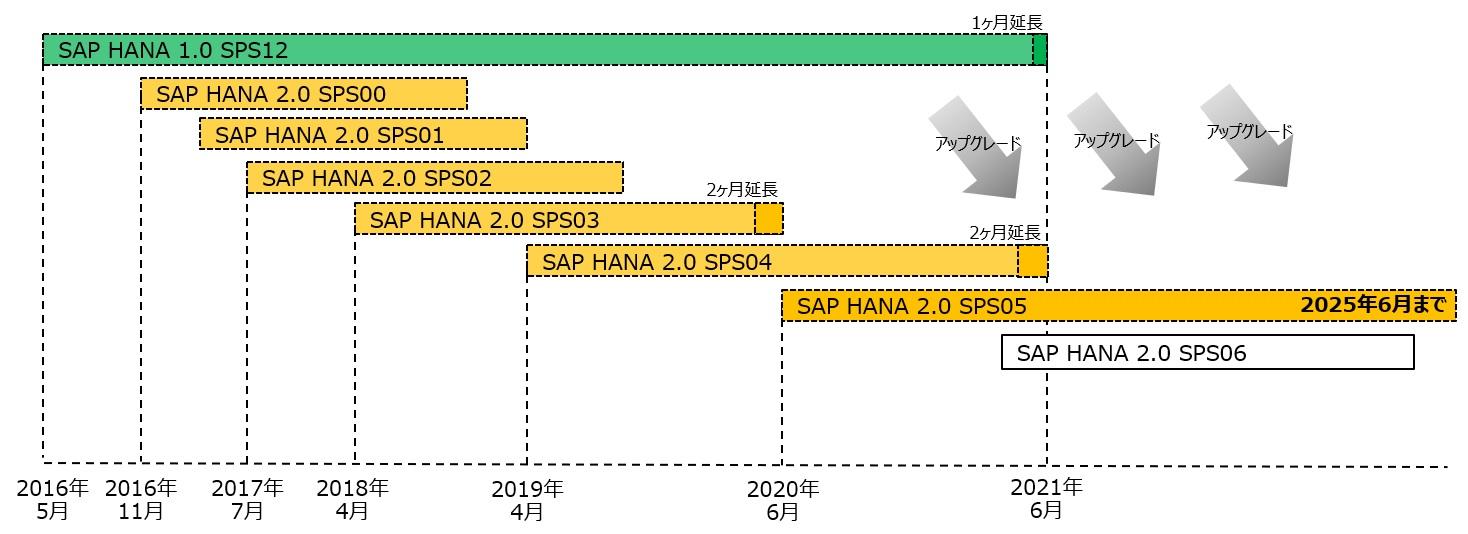 HANA Maintenance Strategy