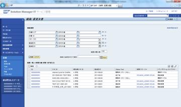 【SolMan】祝Solution Manager 7.1 GA:GUIが大幅に改善 第2回