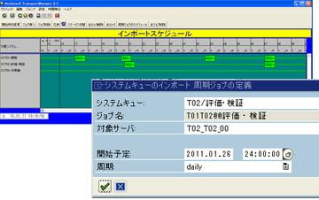 【Transport Manager】#1:SAP移送のスケジュール適用