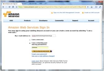 準備編1:Amazon クラウド- AWS/EC2でSAP環境構築(2/10)