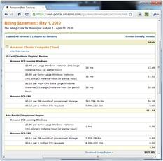 課金編:Amazon クラウド- AWS/EC2でSAP環境構築(9/10)