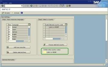 SAPユニコード変換重要ポイント:SE38/RSCPINST