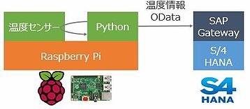 HANAとRaspberry Piをつなげてみた(SAPとオープンな世界)