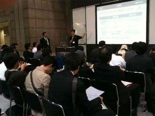 SAP on Vblock: デモ無事終了、ITpro EXPO AWARD 2010 受賞