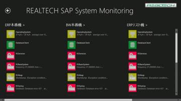 SAPシステム運用現場向けWindowsストアアプリ開発の背景