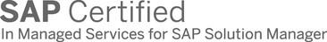 SAP Solution Manager でSAP運用を包括的に支援